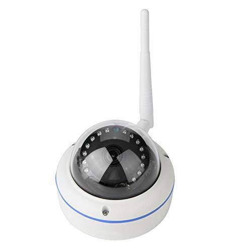 Tomanbery Cámara de vigilancia HD WiFi Seguridad Video Impermeable para hogar y jardín(U.S. regulations)