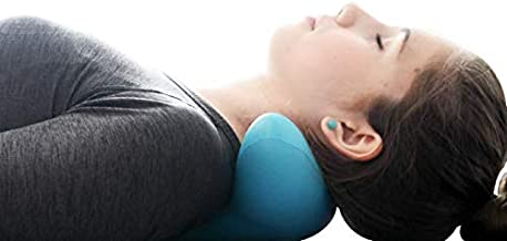Benepom C-Rest Neck Pain Relief - Help with Neck Pain, Release Tension - Comfortable Neck Pain Therapy for Better Rest, Better Posture - Helps to Relieve Neck and Shoulder Pain The Natural Way