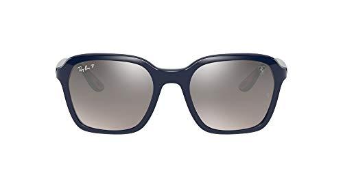 Ray-Ban 0RB4343M Gafas, BLUE, 52 Unisex