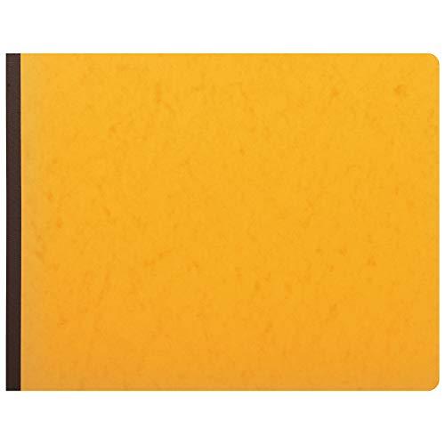 Exacompta 19610E kassa boek, gewatteerd, 29,7 x 38 cm, 80 pagina's, 9 creditcards, 17 doorslagen