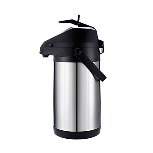 GLLP Aislamiento Térmico Pot Hogar Aislamiento Térmico De Gran Capacidad Kettle Thermos Bottle Presione La Botella De Termo De Agua Hirviendo (Color : 4000ml)