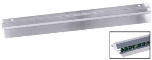 Contacto Bander Rail en Acier Inoxydable 18/0 Poli Brillant 61 cm