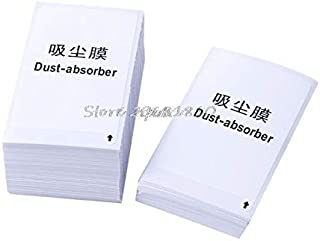 SIZOO - Phone Screen Protectors - 200Pcs Mobile Cell Phone Tablet Screen Protector Dust Absorber Dedust Sticker