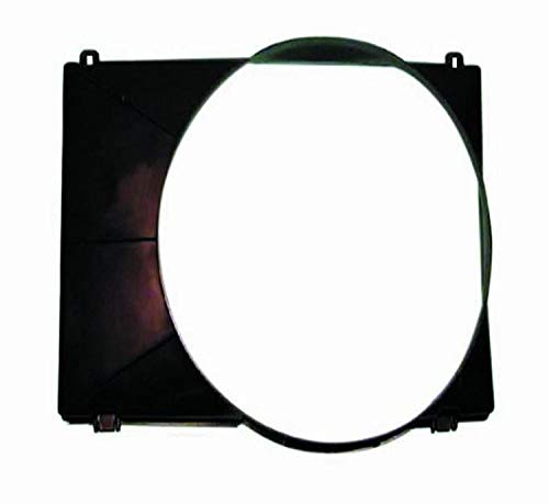 DEPO 330-55039-320 Replacement Engine Cooling Fan Shroud (This product is an aftermarket product. It is not created or sold by the OE car company)