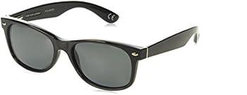 Foster Grant Men s Hugo Polarized Sunglasses Black 59 mm
