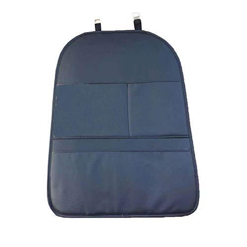 Le rembourrage anti-recul au dos du siège auto décore le dos du siège avec un rangement pour le sac de rangement