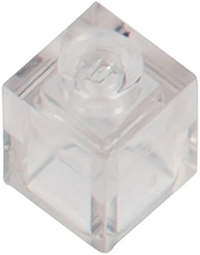 Tu satisfacción es nuestro objetivo Q-Bricks 1 x 1-Stud Building Blocks Flojo Paquete (1000 (1000 (1000 Piezas, Transparente)  distribución global