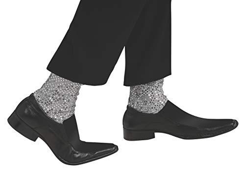 Michael Jackson Costume Accessory, Sparkle Socks