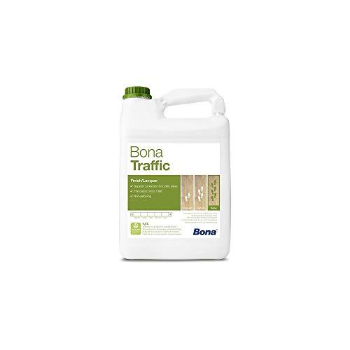 BONA Traffic (2K Parkettlack) halbmatt - 5 Liter