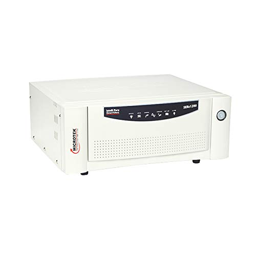 Microtek UPS SEBz 1200 (850 Watts) 1100VA Pure Sine Wave Inverter