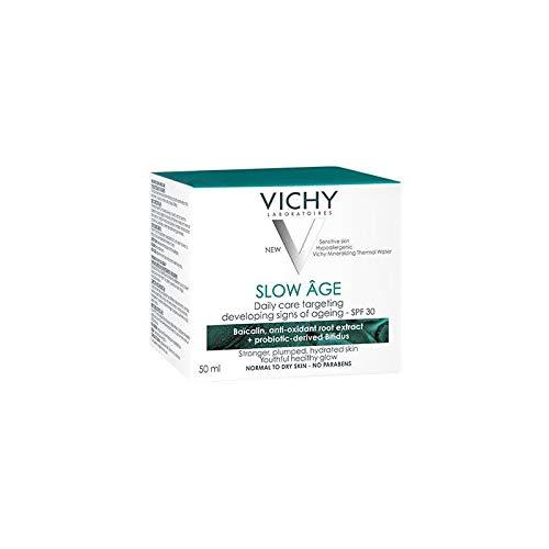 VICHY Slow Age Creme, 50 ml, LSF 30, normale Haut bis trocken