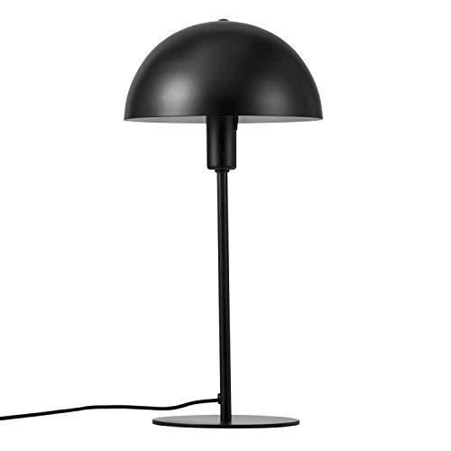 Tischleuchte ELLEN, E14, IP20, schwarz