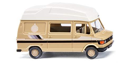 MB 207 D Autocaravana Marco Polo - Modelo Miniatura - Modello Completo - Wiking 1:87 - Modelo DE Coleccionista