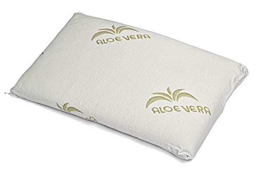 EcoDream - Cervical Memory Foam Pillow, 100% Made in Italy