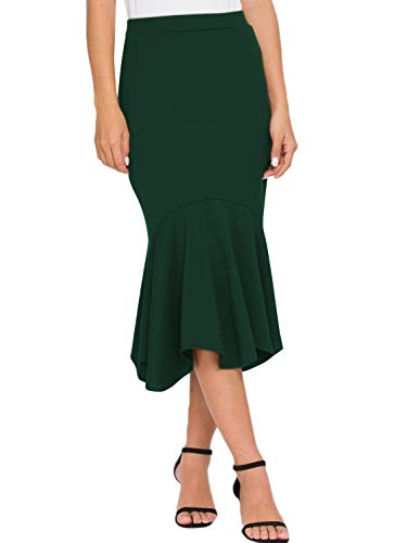 (35% OFF Coupon) High Waist Elegant Pencil Skirt $12.99