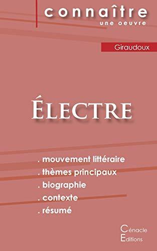 Fiche de lecture Électre de Jean Giraudoux (Analyse littéraire de référence et...
