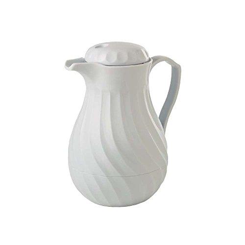 Kinox J015 thermoskan voor koffie, wit