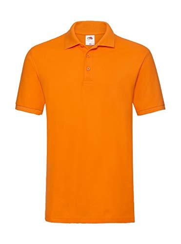 Fruit of the Loom Premium Polo Orange XXL
