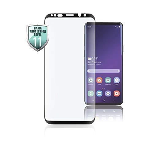 Hama 3D-Schutzglas Galaxy S10 5G schwarz