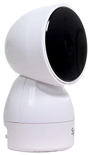 SpotCam Cloud WLAN IP-Überwachungskamera mit 360 Grad Panorama-View SPOTCAM-EVA mit Smart Home Integration - 9