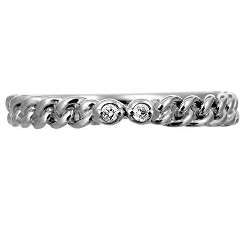 [ココカル]cococaru シルバー リング ダイヤ ダイヤモンド 指輪 レディース sv925 ギフト 贈り物 記念日 プレゼント 日本製(16)