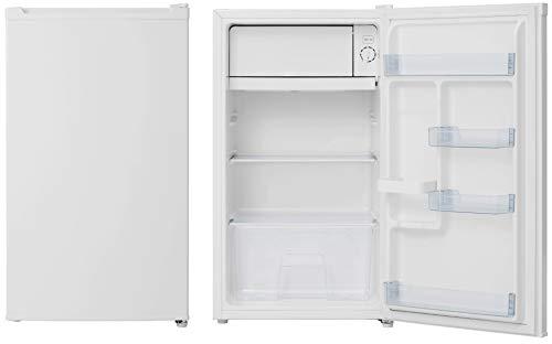 PKM KS92.0A+ - Frigorífico con congelador, eficiencia energética A+, 91 litros, color blanco