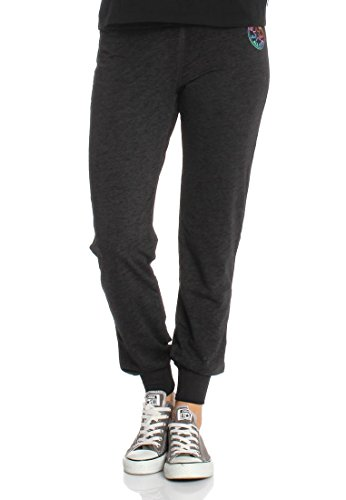 Converse joggingbroek Women Burnout Pant 13747 zwart 010