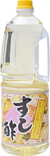 [キンコー醤油] すし酢 (合わせ酢) 1.8L×2本 手巻き寿司・五目寿司・酢の物・南蛮漬け・ラッキョウ漬け・浅漬けに