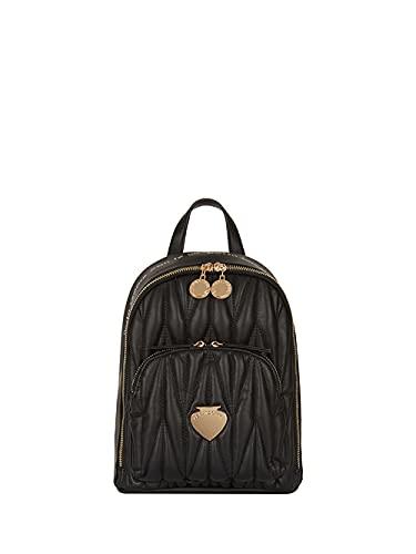 Le Pandorine Mini Backpack RISERVA Black AI21DBK02888-01
