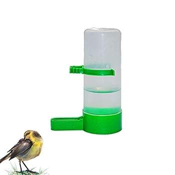 Yardwe Abreuvoir Automatique pour Oiseaux 5pièces l