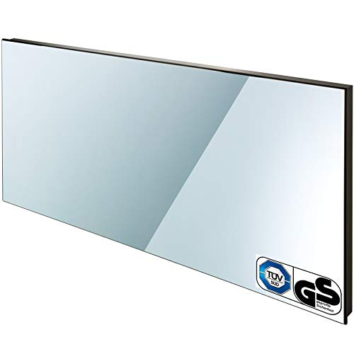 TecTake 800401 Spiegel Infrarotheizung GS-geprüft von TÜV SÜD Überhitzungsschutz kaufen  Bild 1*
