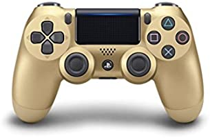 Sony PS4 Dualshock 4 Controller, Gold (Official Version)