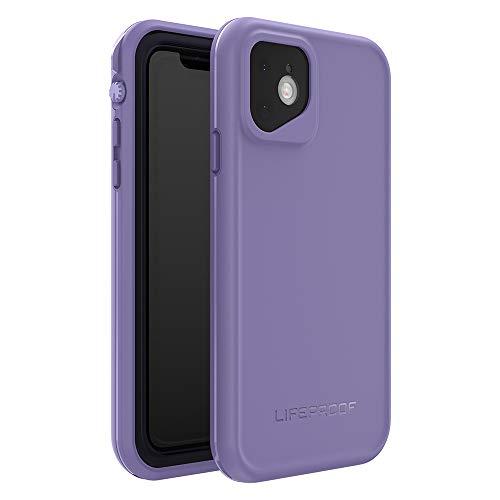 LifeProof FRĒ SERIES Waterproof Case for iPhone 11 - VIOLET VENDETTA (SWEET LAVENDER/ASTER PURPLE)