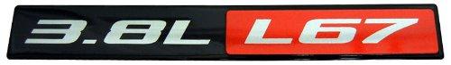 supercharged pontiac sticker - 8