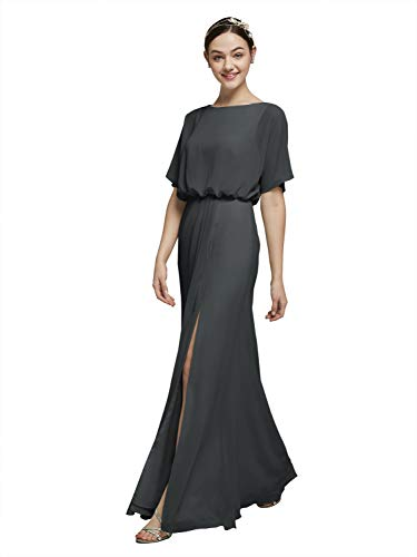 AW BRIDAL Elegant Long Mother of The Bride Dresses for Wedding Plus Size...