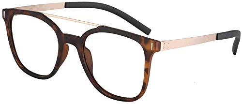 DDSGG Gafas de Lectura Fotocrómico Gafas de Lectura, Material TR [Anti Fatiga Visual] [UV Bloqueo] teléfono Celular del Ordenador Anteojos, Hombres y Mujeres, Gafas de Sol UV400 de 0 a 3,0, Vasos