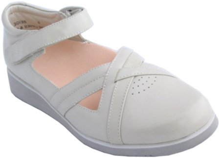 [Mt. Emey] レディース9203Pedorthic靴 カラー: ベージュ