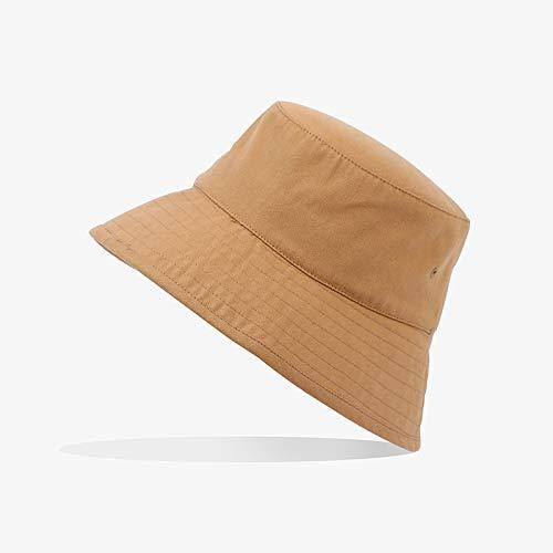 wtnhz Sombrero-Sombrero de Pescador de Color Puro, Sombrero