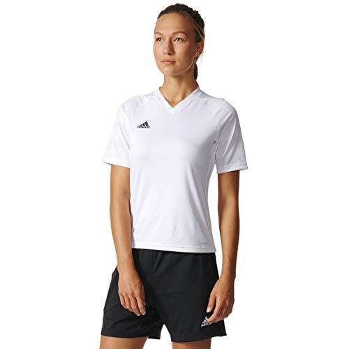adidas Tiro 17 Jersey XL White-White