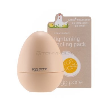 TONYMOLY Egg Pore Tightening Cooling Pack For Pore (New Version) by TONYMOLY
