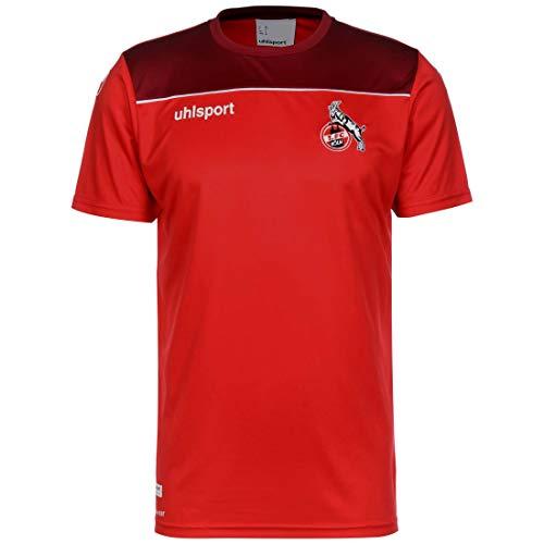 uhlsport 1. FC Köln Offense 23 Trainingsshirt Herren rot/Bordeaux, XL