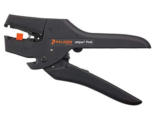 Paladin Tools 1113 Stripax Pro 6 Stripper/Cutter, 28-10 AWG