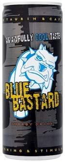 Blue Bastard Energy Drink XXL-Paket (96x0,25l Dose) NL