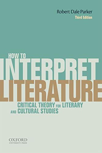 How To Interpret Literature: Cri...