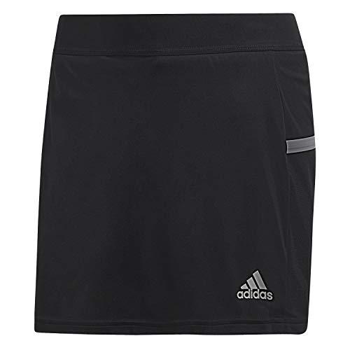 adidas Mädchen T19 Skort Y Skirt, Black/White, 910Y