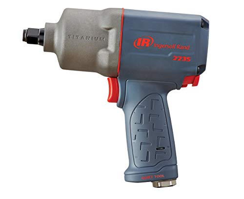Ingersoll Rand 2235QTiMAX 1/2-Inch Drive Air Impact Wrench with Quiet Technology