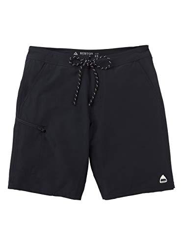 Burton Herren Moxie Shorts, True Black, 32