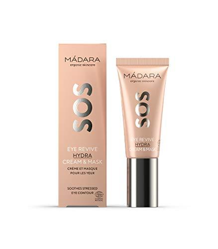 MÁDARA Organic Skincare   SOS HYDRA Maske Feuchtigkeit+Strahlung - 60ml