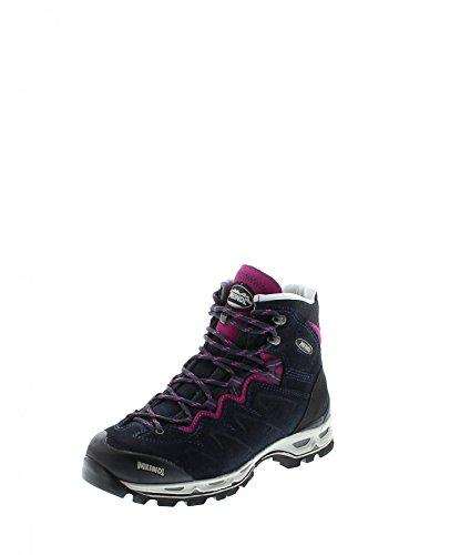 Meindl Damen Minnesota Pro Schuhe, Nachtblau-Malve, UK 5.5