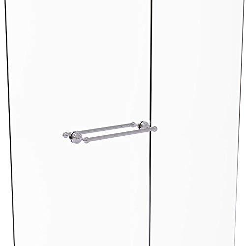 Allied latón dt-41-bb-18-pc Dottingham Collection 18'Back To Back ducha puerta toallero de barra,